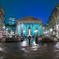 Bank of England raises 2017 UK growth forecasts