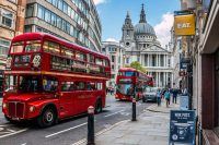 London: Bus
